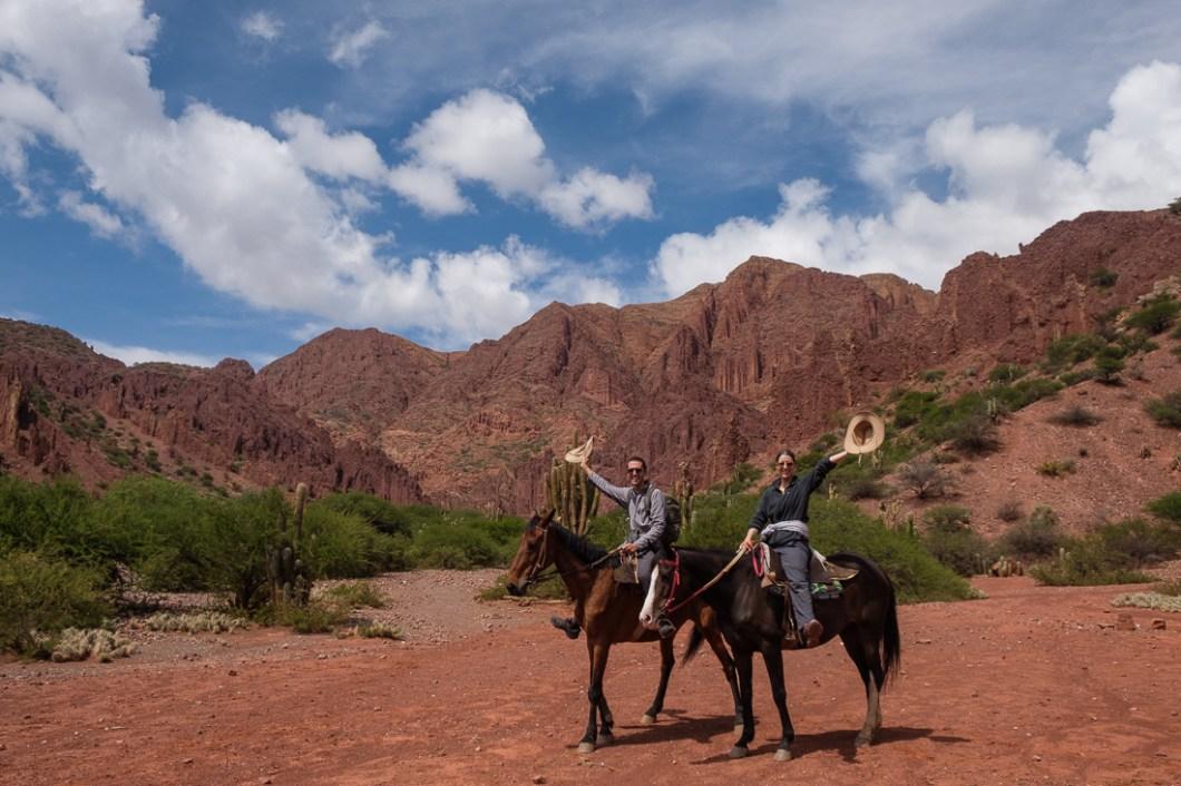 tupiza bolivie randonnée cheval