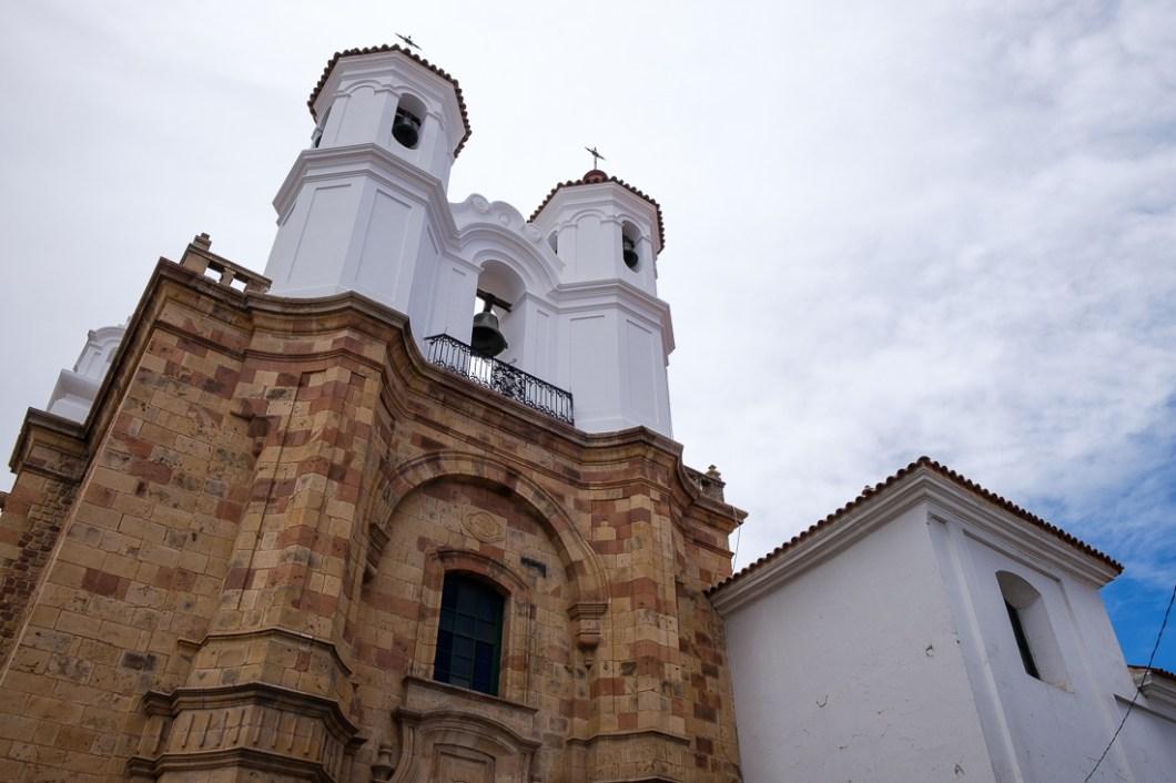 église sucre bolivie
