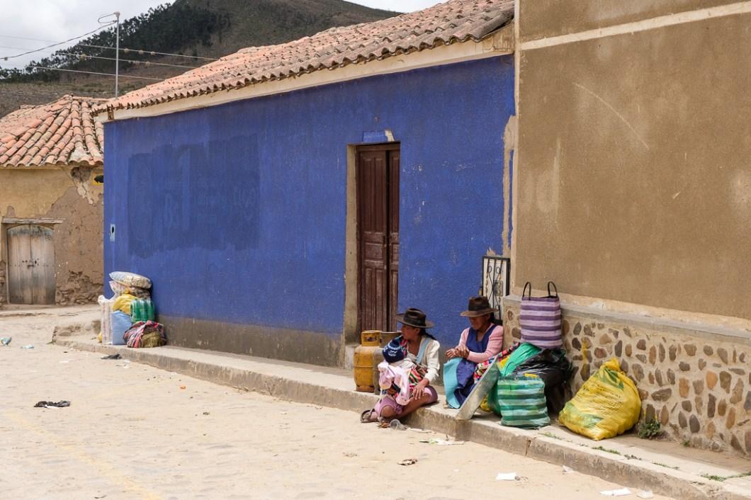 marché Tarabuco bolivie