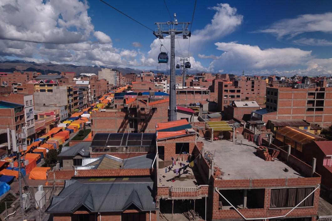 la paz bolivie capitale el alto