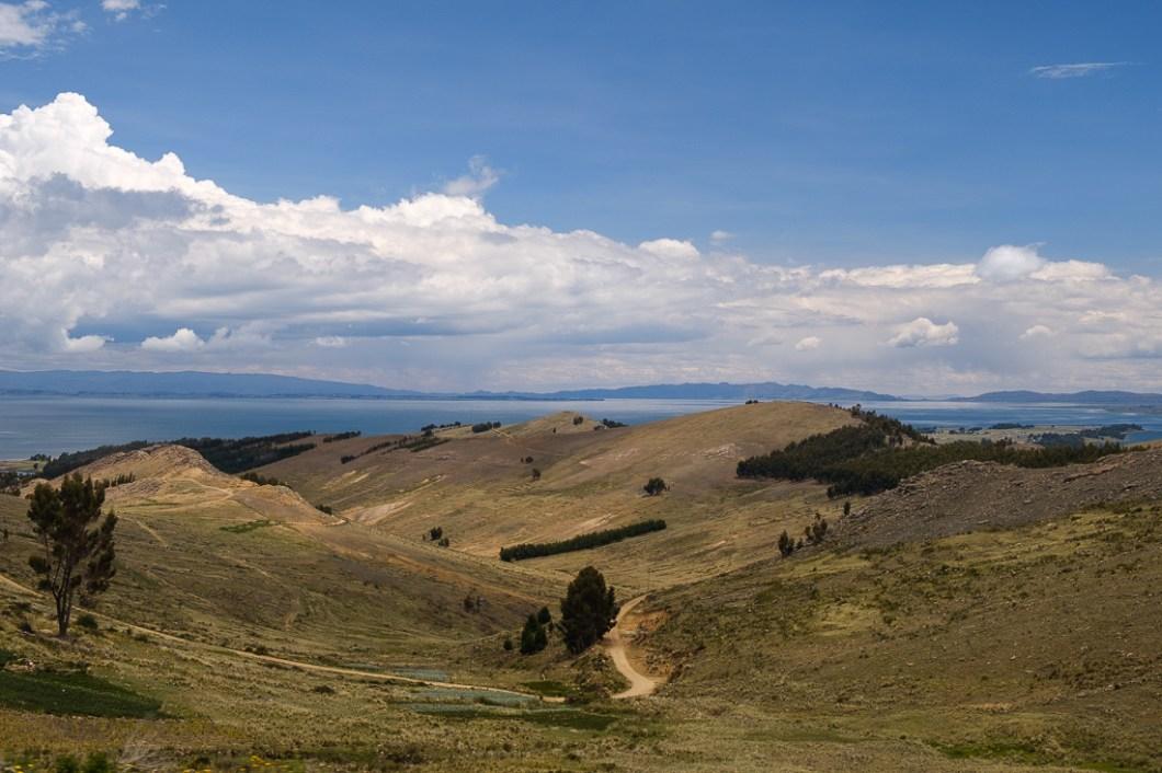 paysage bolivie lac titicaca