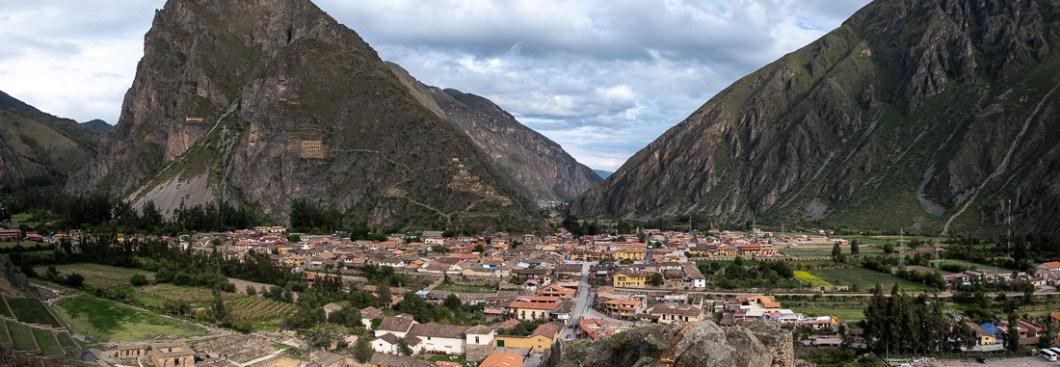 ollantaytambo pérou vallée inca