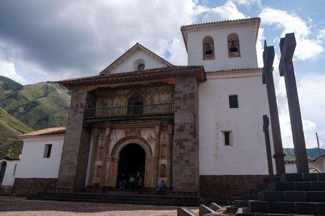 église andahuaylillas