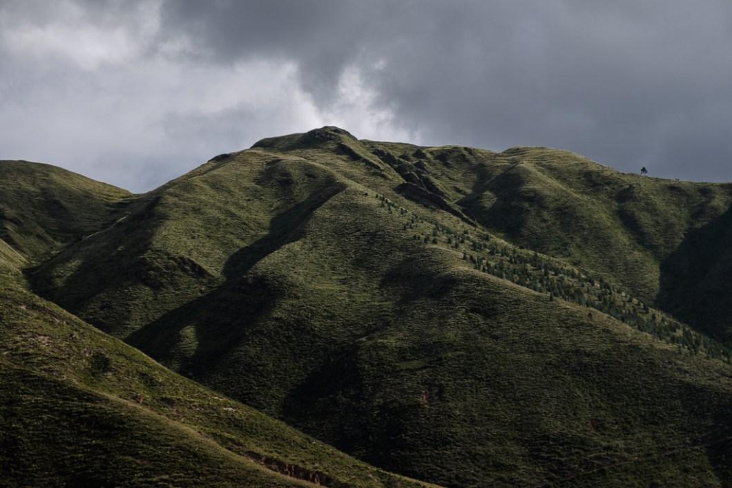 montagne andahuaylillas pérou andes