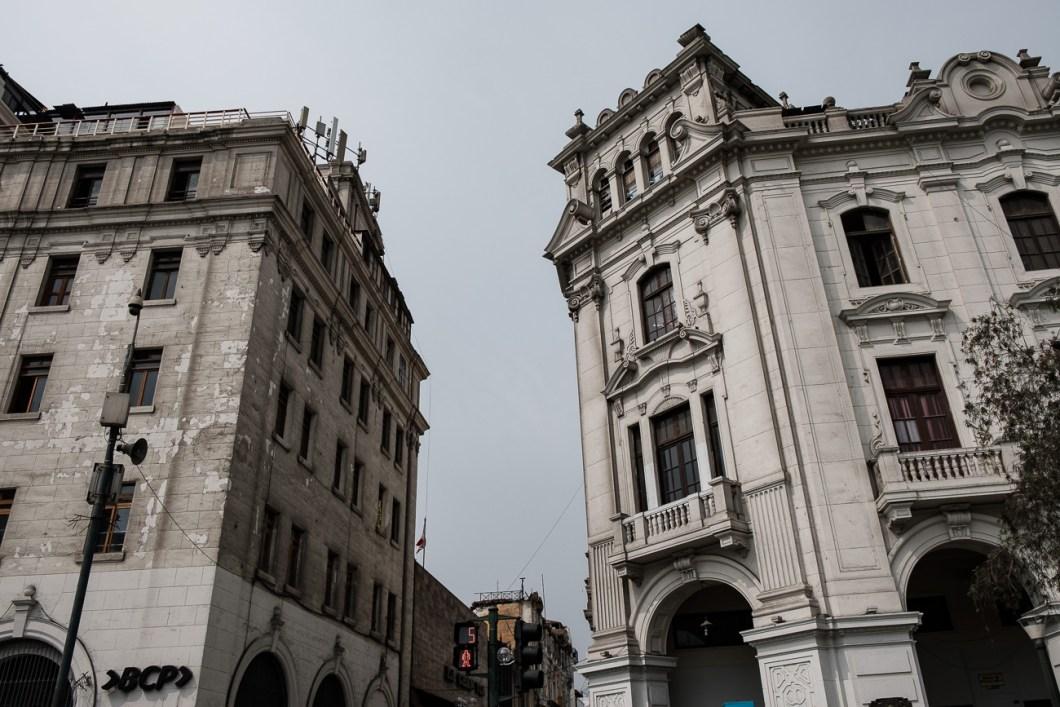 architecture batiment Lima