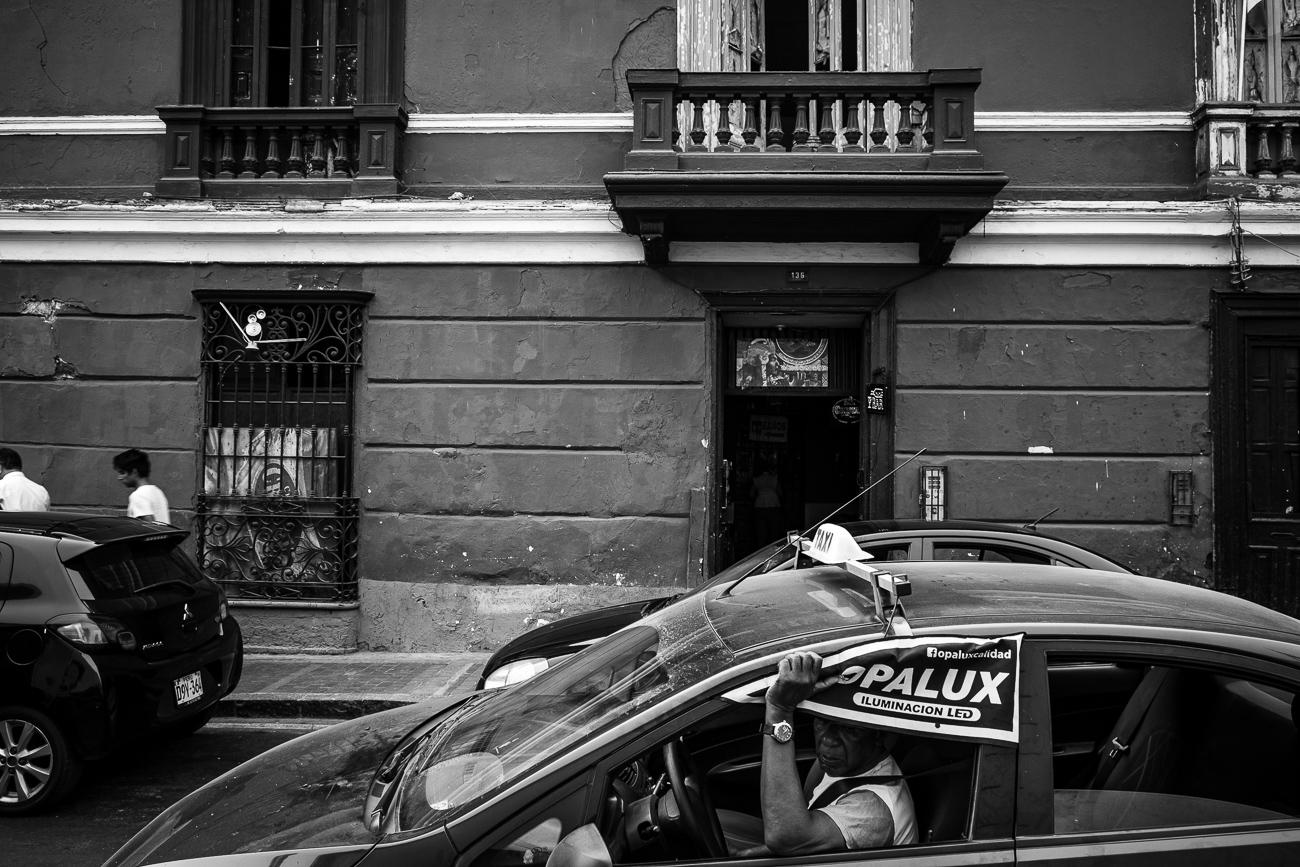 lima taxi pérou