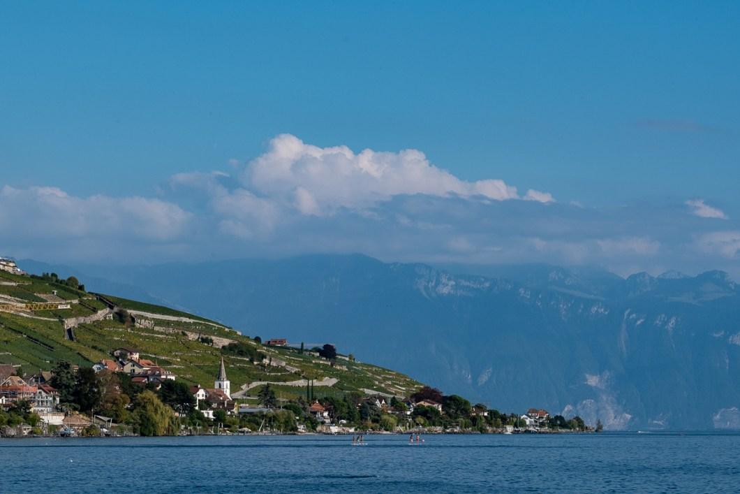 lac léman suisse lausanne