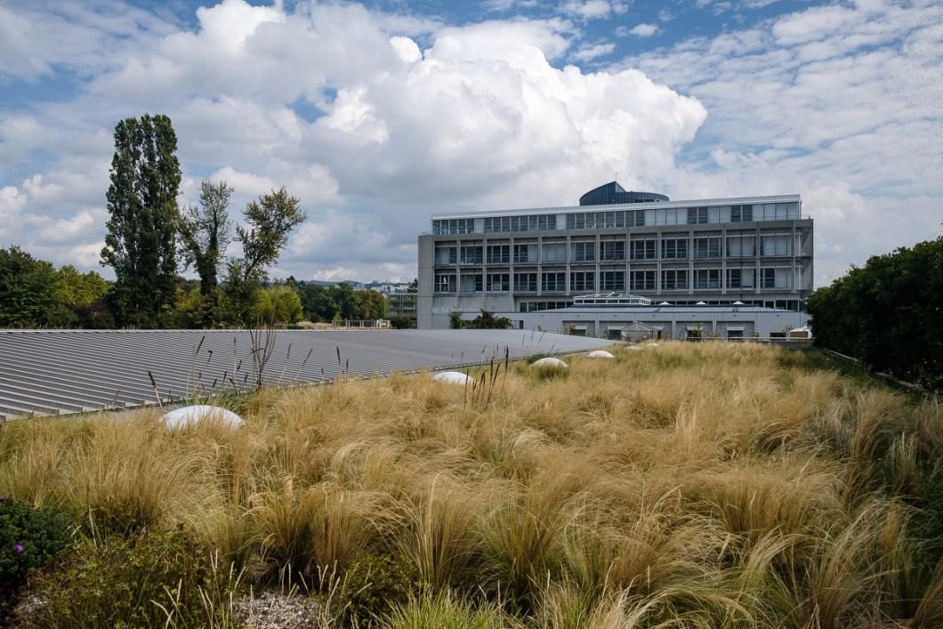 campus epfl lausanne suisse