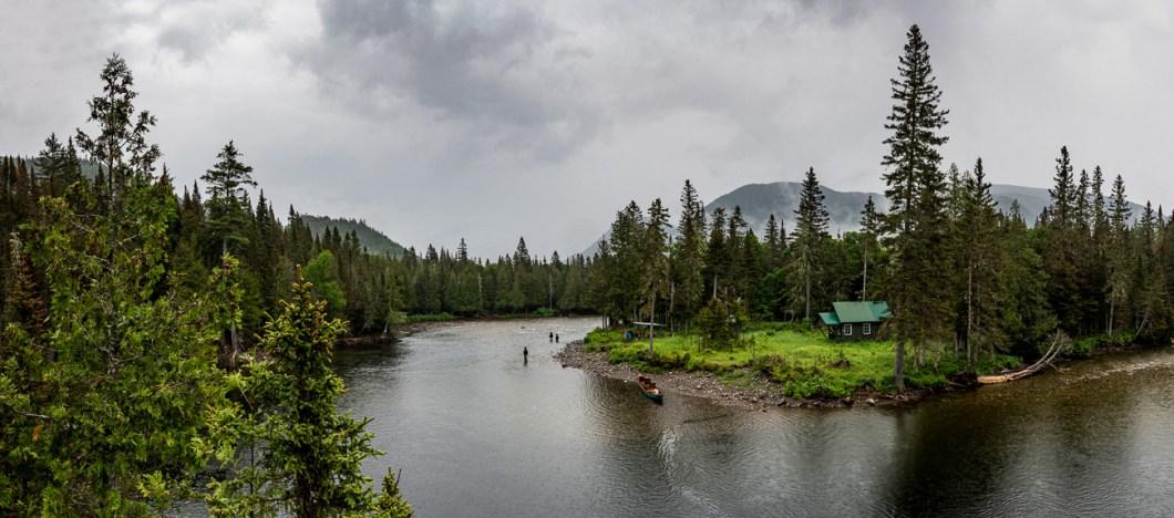 rivière parc sépaq gaspésie