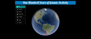 <b>Friday's Food for Thought: Mapping Earthquakes</b>