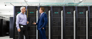 <b>HPE: Revolutionizing IT</b>