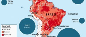 <b>Friday's Food for Thought: Mapping Zika</b>