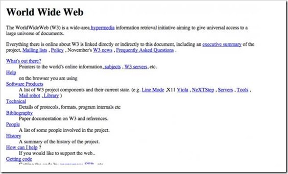 9 Memorable Firsts of The Internet