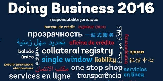 The doing business report 2015