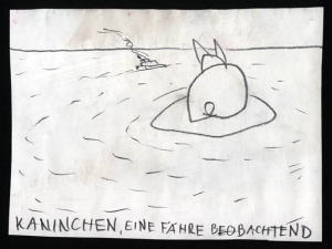 tralau_kanincheneinefaehrebeobachtend