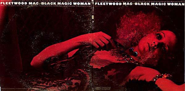 Cover Art Fleetwood Mac  Black Magic Woman