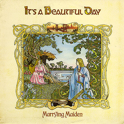 Cover Art Its a Beautiful Day  Marrying Maiden