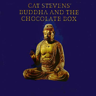 Album Cover Art  Cat Stevens  Buddha and the Chocolate Box