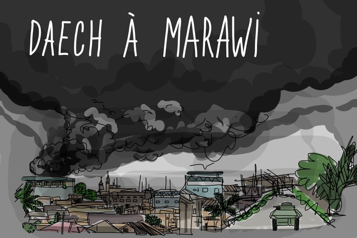 Daech à Marawi