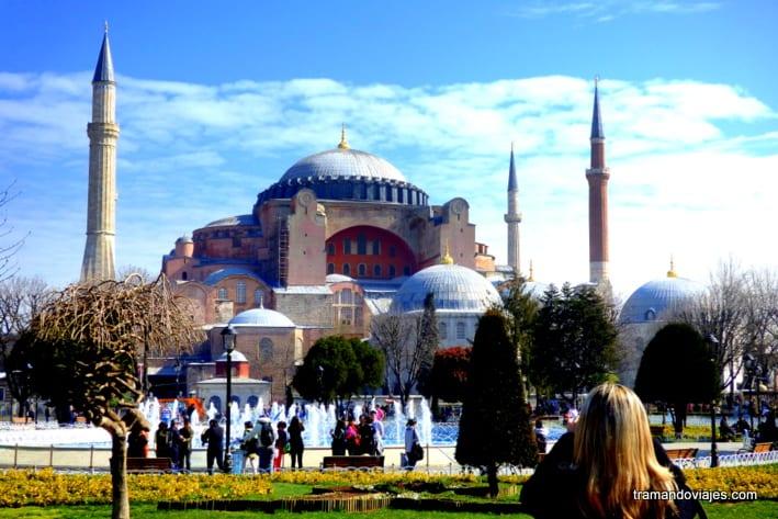 Santa Sofía en Estambul – Iglesia, mezquita y museo
