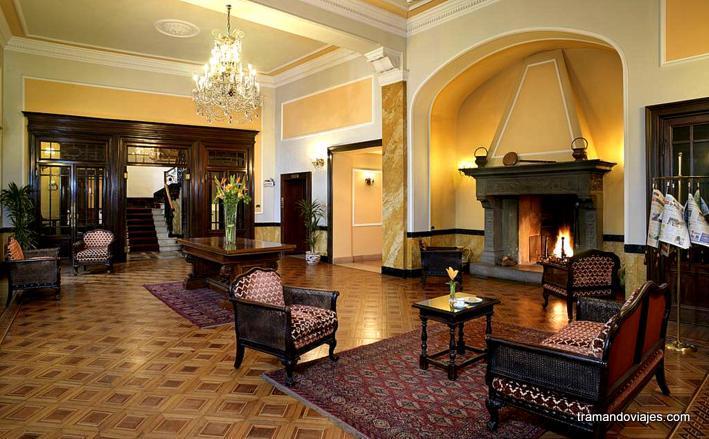 Hotel Sina Brufani – PERUGIA