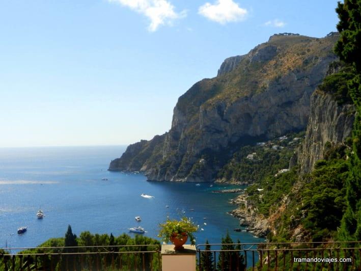 Capri – La joya de la Costa Amalfitana