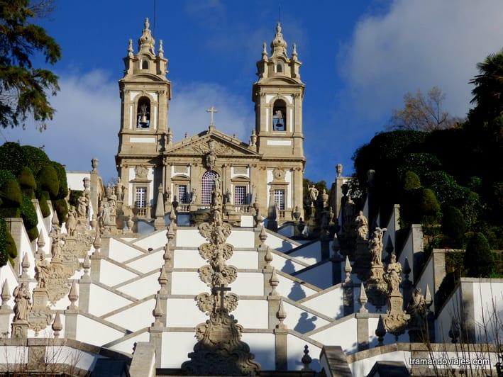Santuarios del Norte de Portugal