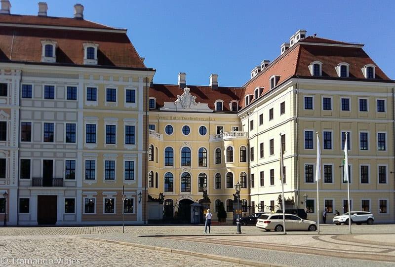 Hotel Taschenberpalais Kempinski Dresden