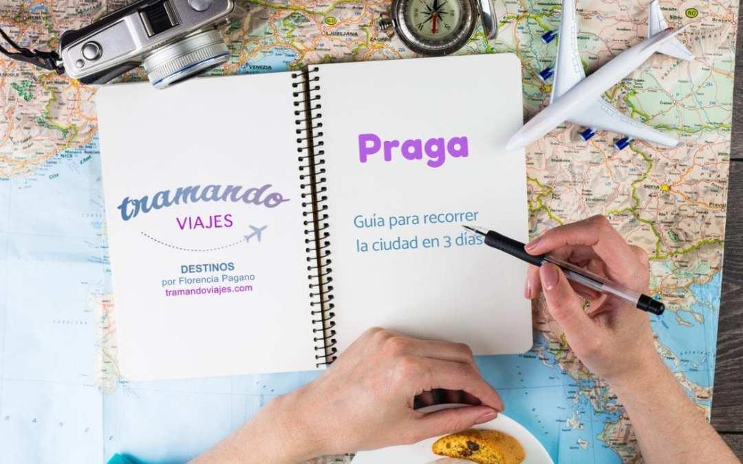 Praga esencial – Guía para recorrer la ciudad en tres días