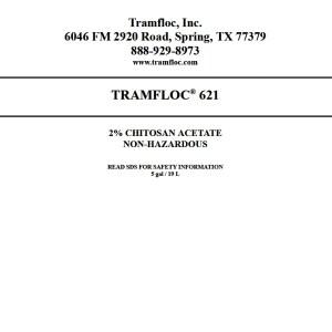 Tramfloc 621
