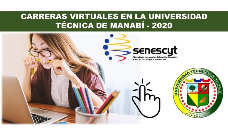 Carreras virtuales en la utm - universidad técnica de manabí 2020 utm virtual