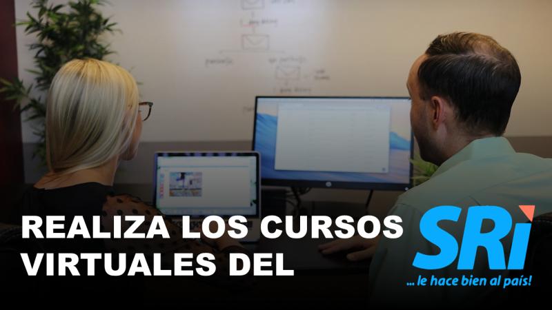 SRI ofrece Cursos Virtuales 2020 2