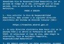 Visa de Responsabilidad Democrática para Chile – Paso a Paso (Septiembre 2018)