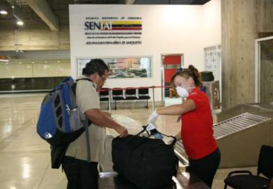 Régimen equipaje del SENIAT para ingresar bienes en aeropuertos en Venezuela
