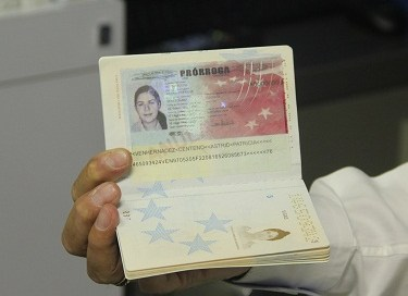 Solicitud Prórroga de Pasaporte (Actualizado Diciembre 2018)