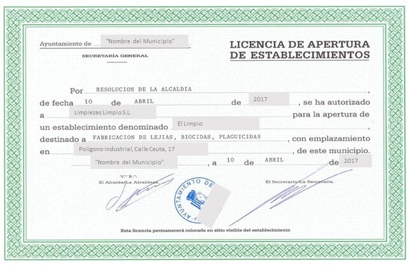 Cmo Solicitar la Licencia de apertura en Espaa 2019