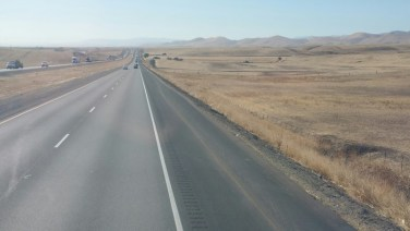 San Francisco, California, freeway, highway,
