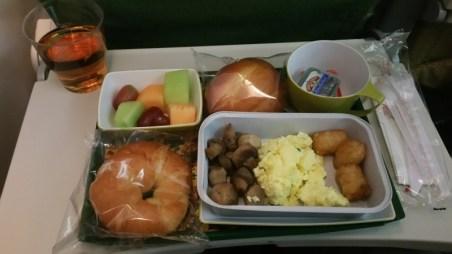Flight, Food, Ethiopian Airlines, Breakfast, Meal,