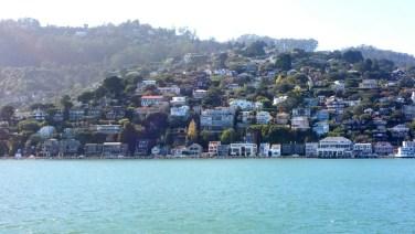 California, San Francisco, Sausalito, rich, beautiful, houses,