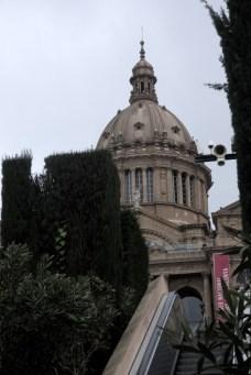 Palau Nacional.