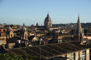 Rome skyline 2