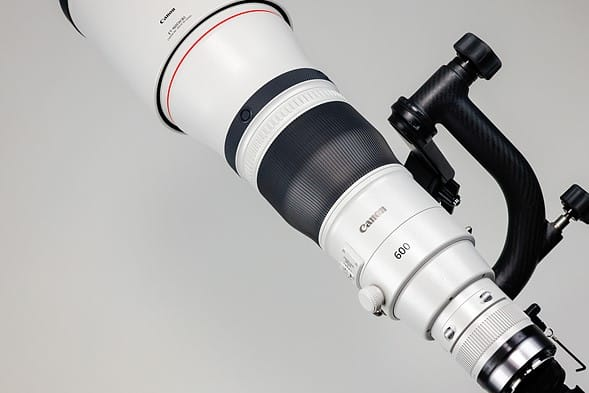 Let's take a look at the Canon RF 400mm F2.8