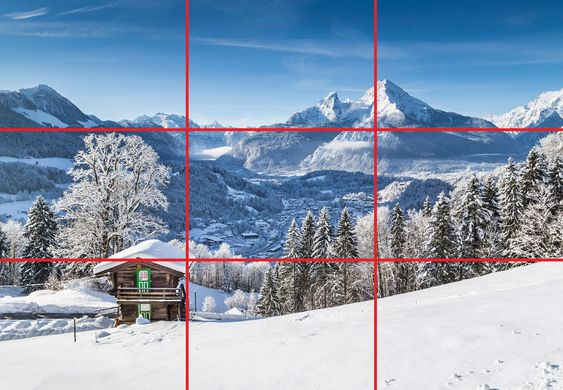 Tips on photo composition
