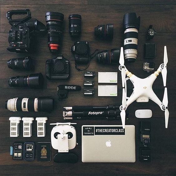 Gli accessori per la Street Photography