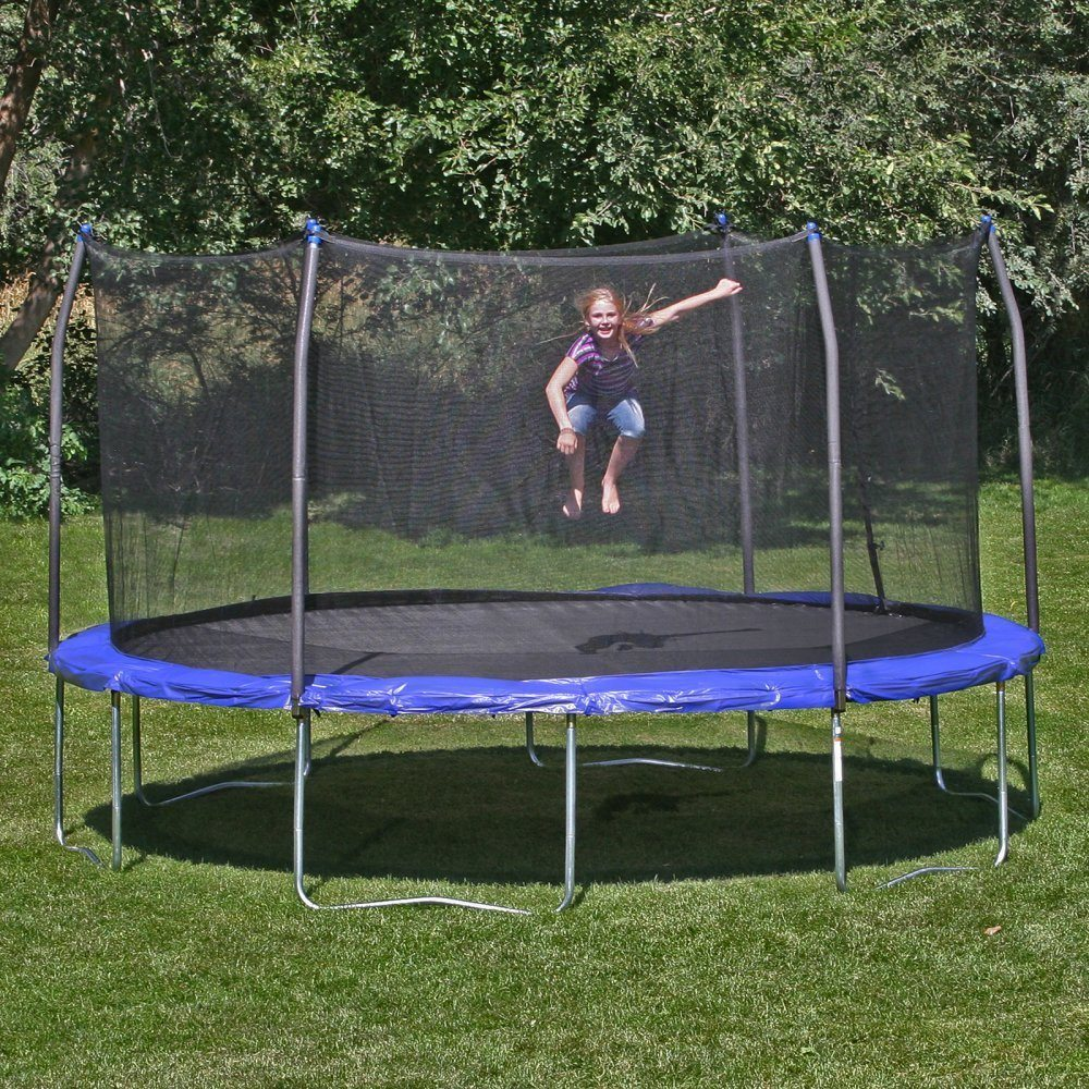 Backyard Trampoline Reviews