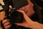 Cinematographer Cian Moynan.