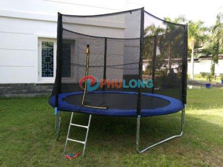 Big trampoline 305 Cm-2