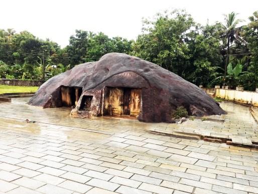 Kottukkal Cave Temple TrampTraveller