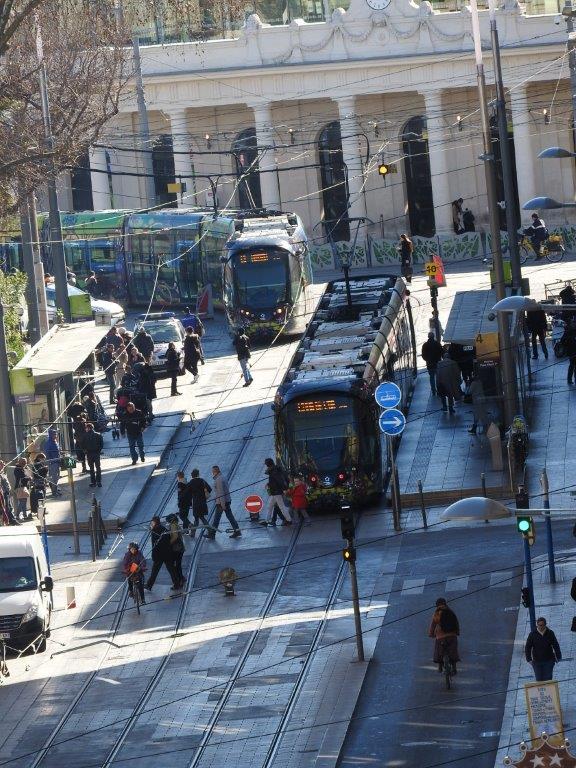 Parking Gare Saint Roch Montpellier : parking, saint, montpellier, Station, Saint-Roch, Lignes, Tramway,, République, Montpellier,, Depuis, Parking, Laissac,, Vendredi, Février, 2016,, Veille