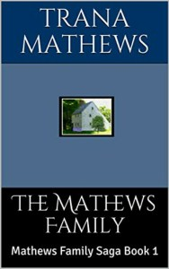 The Mathews Family book cover
